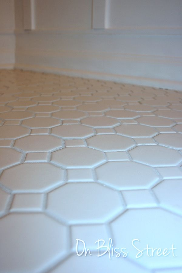 A Tutorial On How To Prep And Tile The Floor With Ceramic Tile