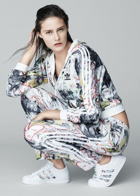 ✝☮✿★ WOMEN'S FASHION OUTFIT 2014 ✝☯★☮ adidas