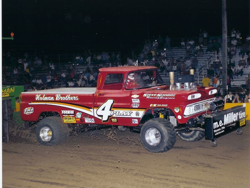 60-66 Chevy And GMC 4X4\'s Gone Wild - Page 3 - The 1947 - Present ...