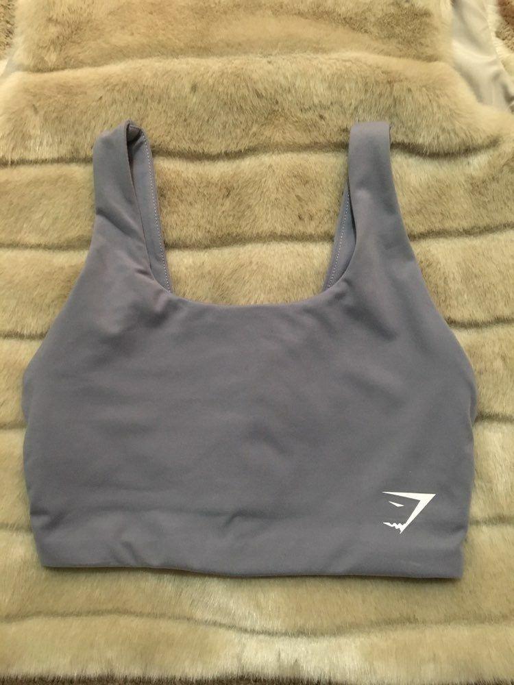 Gymshark XS DREAMY BRA in good condition Bra, Sports bra