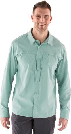 292449c5 Sahara Solid Long-Sleeve Shirt - Men's | Products | Long sleeve ...