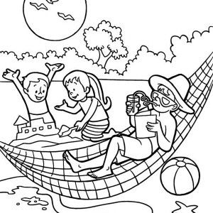 Eat Hot Dog And French Fries With Coke Junk Food Coloring Page Summer Coloring Pages Family Coloring Pages Turtle Coloring Pages