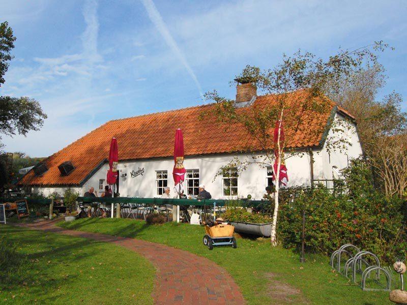 Café Kluntje auf Baltrum, © Ostfriesland Tourismus GmbH