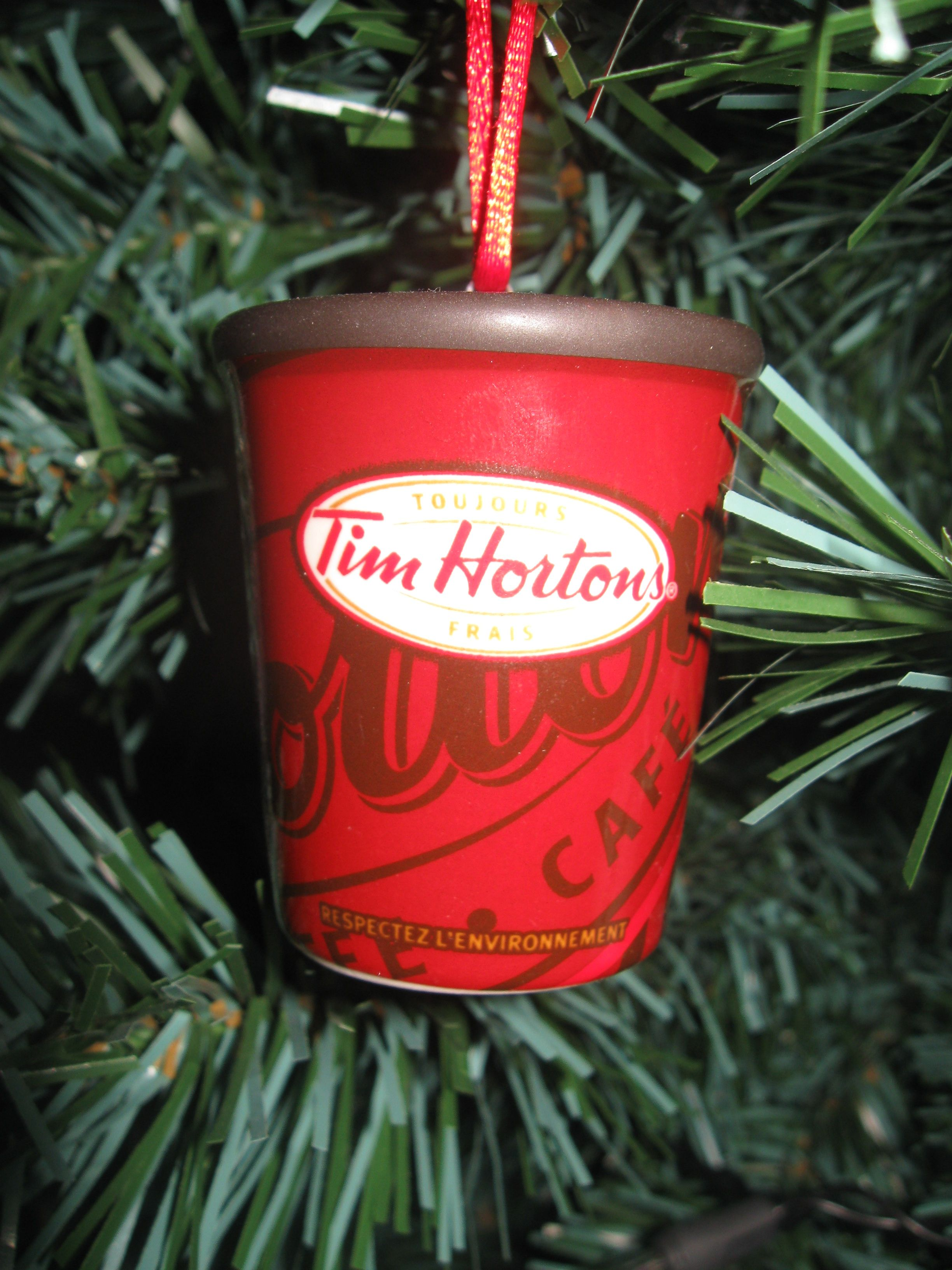 Pin By Hayley Phillips On Canada My Home Native Land Tim Hortons Tim Hortons Coffee Christmas Tree Ornaments