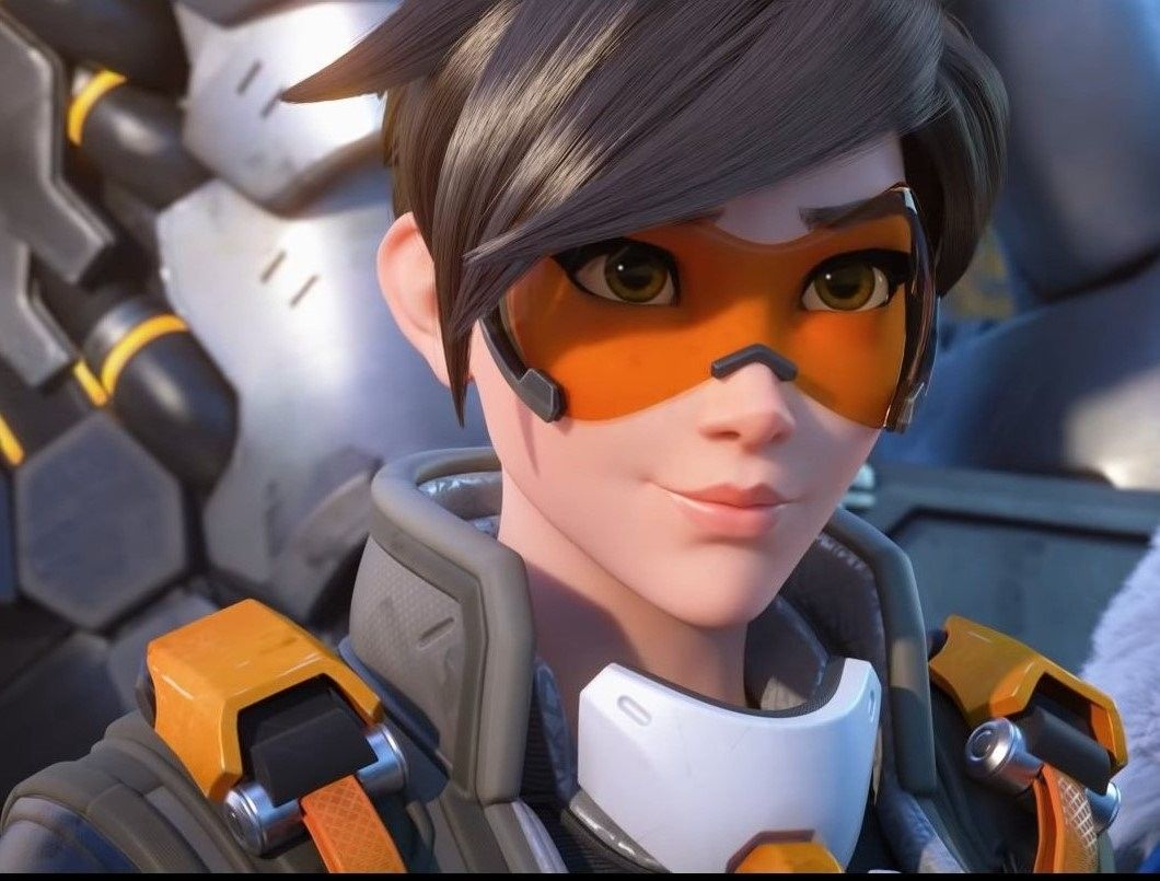 Pin By Jade Dragon On Overwatch Baes Overwatch Tracer Overwatch Wallpapers Overwatch