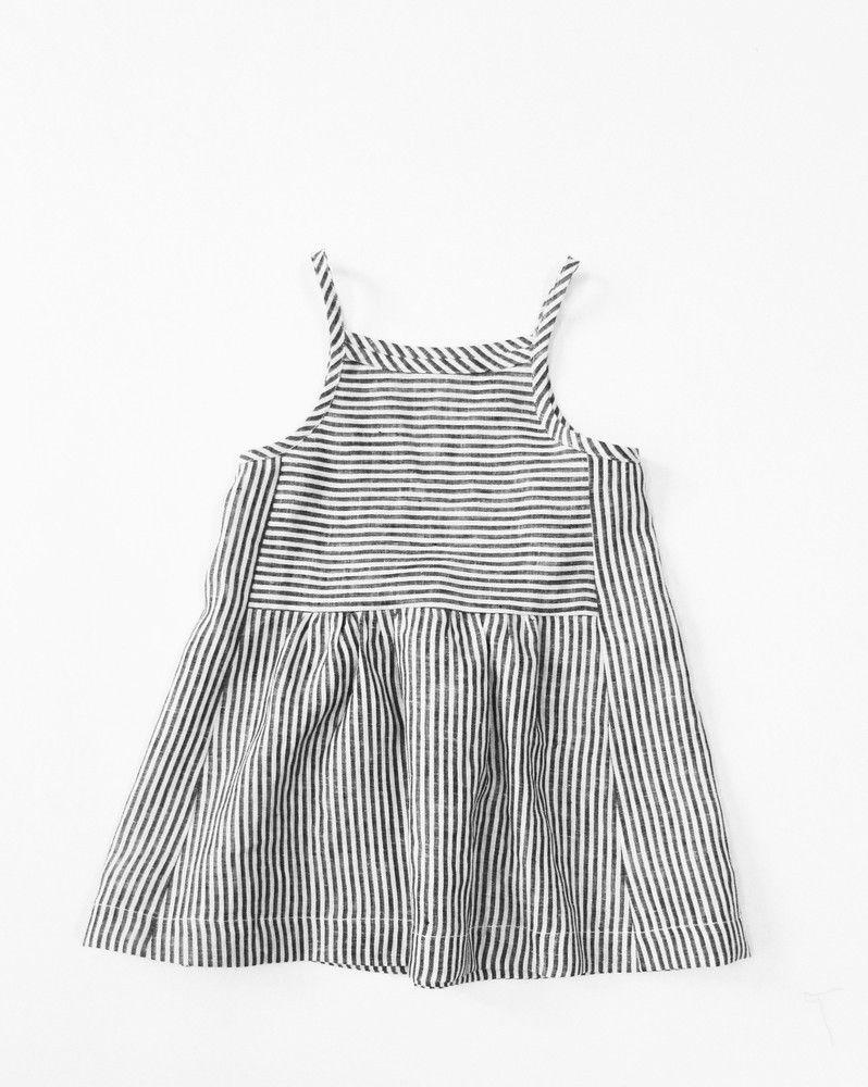 Image of park dress ticker stripe harlow attalie pinterest