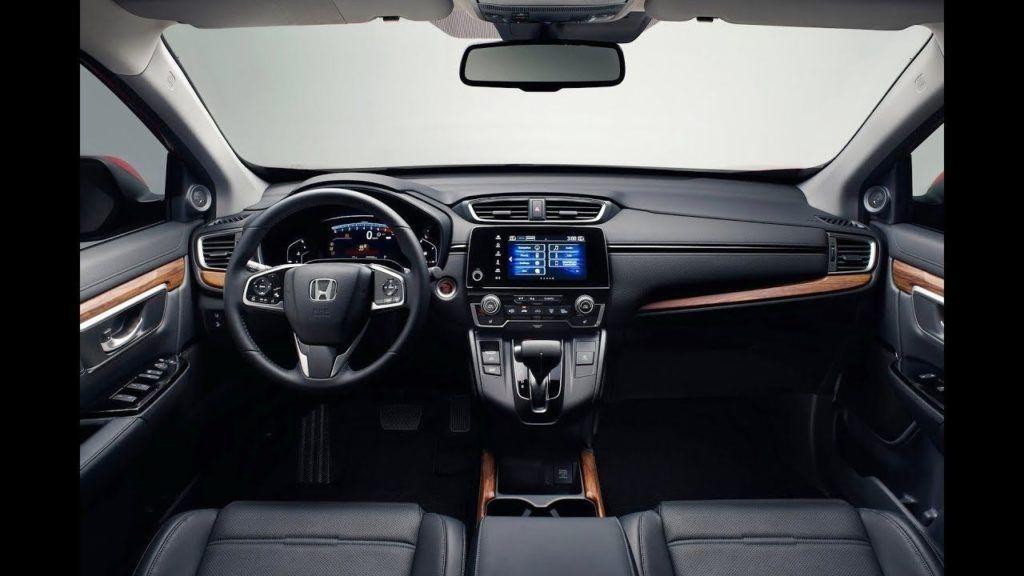 2020 Honda CRV Concept Cars Review 2019 Honda crv