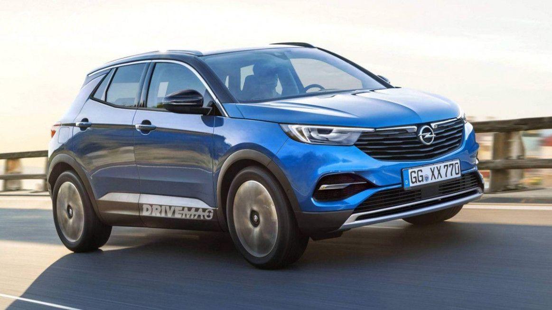 Opel Mokka X 2020 Model In 2020 Suv Opel Vauxhall