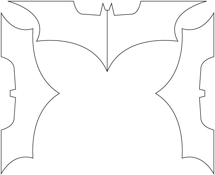 Batarang Template Google Search Superhero Stuff