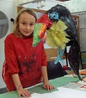 Tropical Art Sundae West Chester, Pennsylvania  #Kids #Events
