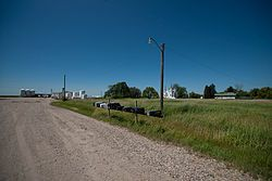 Calvin, North Dakota - Population 19 (2014) - Calvin is a city in Cavalier County, North Dakota, United States. The population was 20 at the 2010 census.[5] Calvin was founded in 1905.