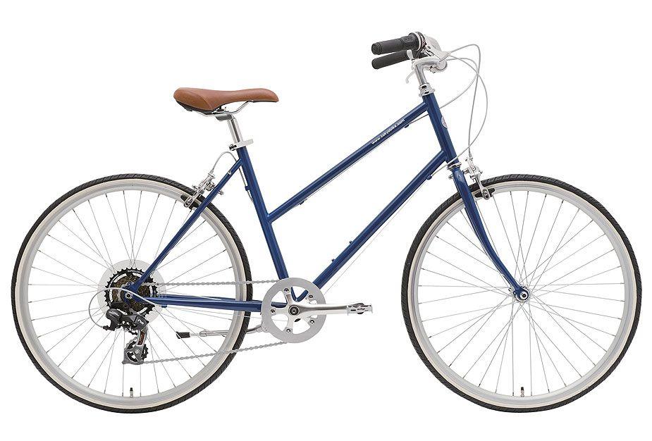 Tokyobike Bisou Navy Blue Bikes Bike Vintage Bike