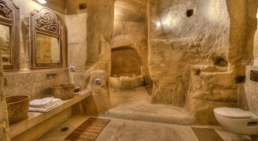 L Hotel In Pietra Matera Italy Booking Cave
