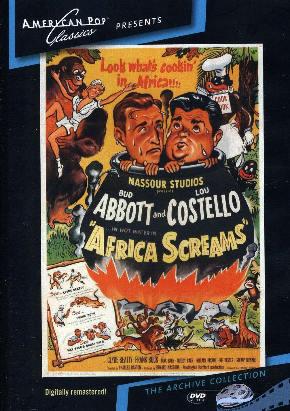 Africa Screams Abbott Costello Africa Cool Things To Buy