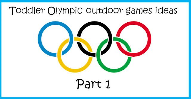 The Imagination Tree: 10 Olympic Crafts and Activities from It's Playtime! @Kelly Olszewski