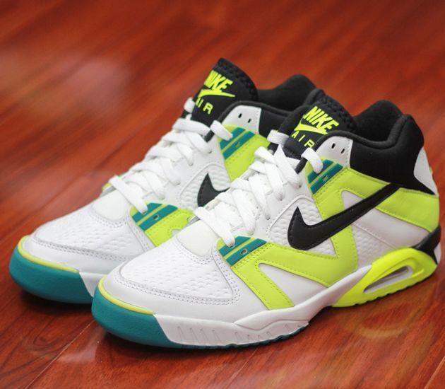 premium selection a36c8 63079 Nike Air Tech Challenge III 34 OG-Preview