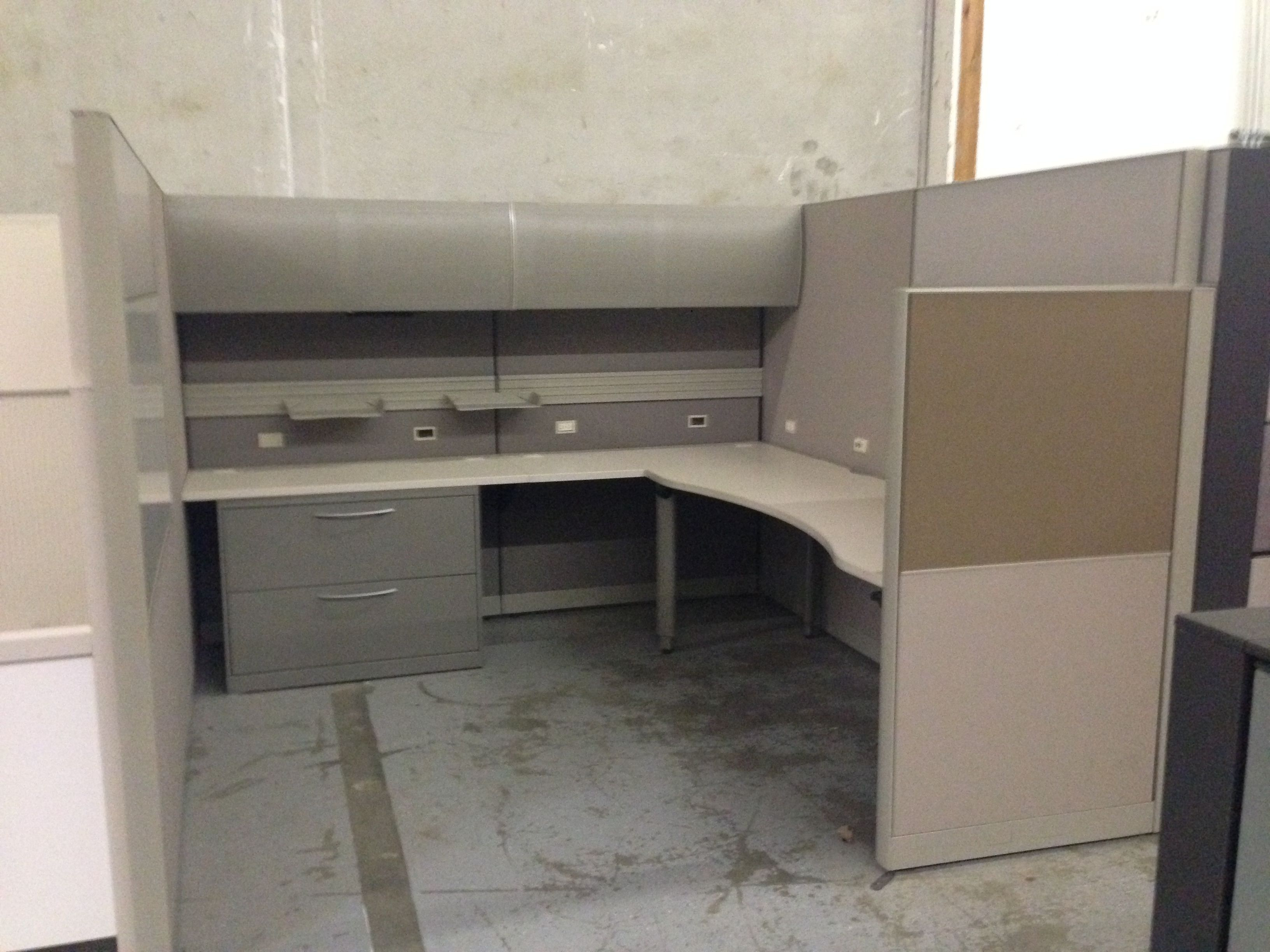Allsteel cubicle home decor furniture