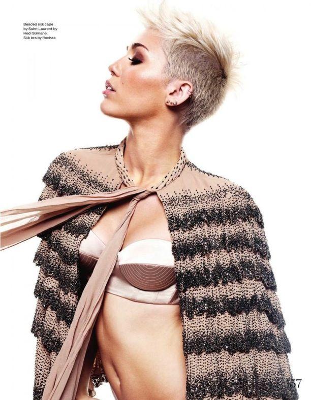 Outstanding Miley Cyrus Short Haircut 2 Hair Pinterest Cabecas Raspadas Hairstyles For Men Maxibearus