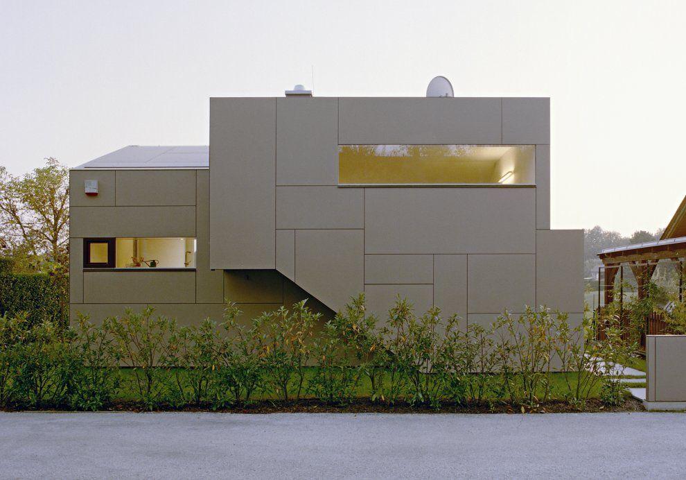 Haus am See in Bad Fischau Brunn - photo: Hertha Hurnaus / hurnaus.com - Architizer