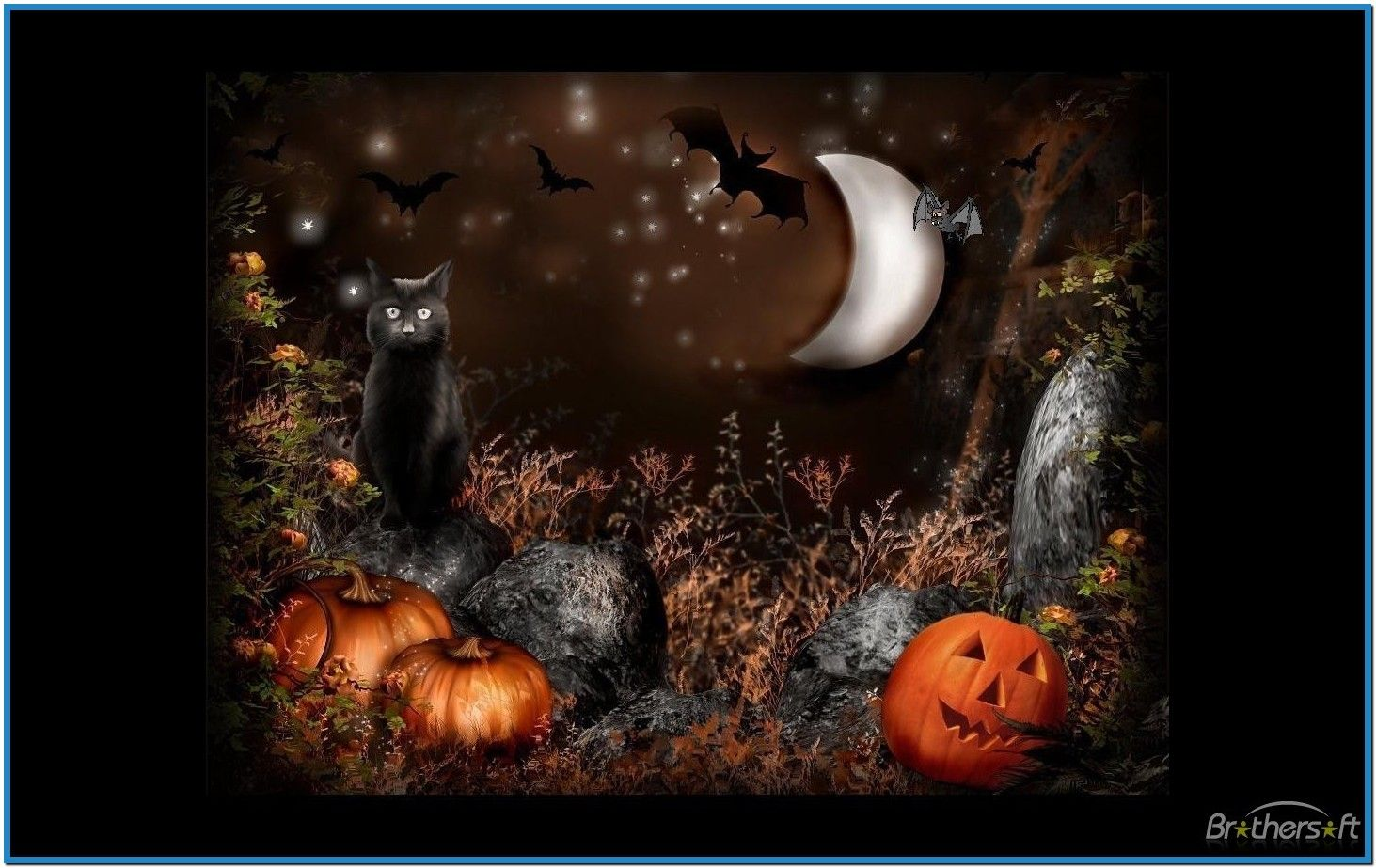 Halloween Screensavers With Sound Effects Download Free Halloween Scene Cute Halloween Halloween Pictures