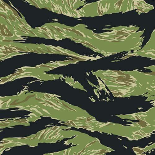 Vietnam Tiger Stripe Pattern Camo Wallpaper Camouflage Patterns Military Pattern