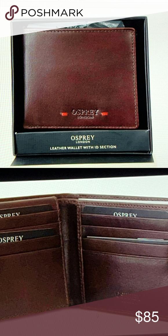 6e7c89baa91a1 ... mens osprey london luxury leather wallet osprey london luxury ...