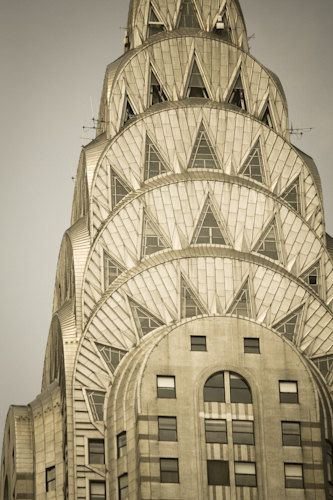 Chrysler Building Art Deco Gold Nyc Photography Nyc Romance In