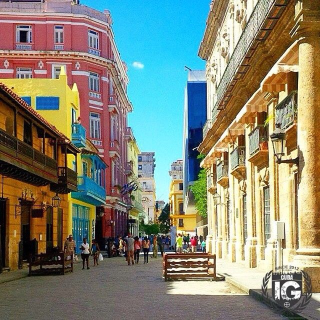Historic Old Havana, Cuba http://Havana-Havana.com