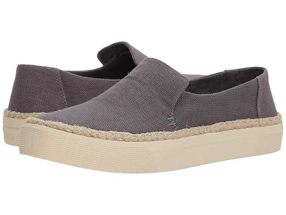 TOMS Sunset Shade Heritage Canvas Womens Slip on Shoes With every pair of shoes you purchase TOMS will give a new pair of shoes to a child in need One for One The TOMS Su...