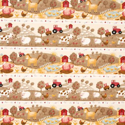 Farm 4580 Curtain Fabric   Printing on fabric, Free fabric ...