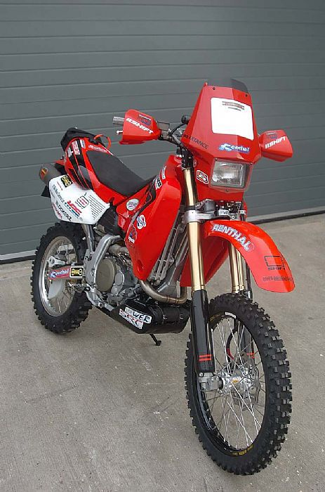 XR650R adventure commuter - Page 3 - Expedition Portal | MC
