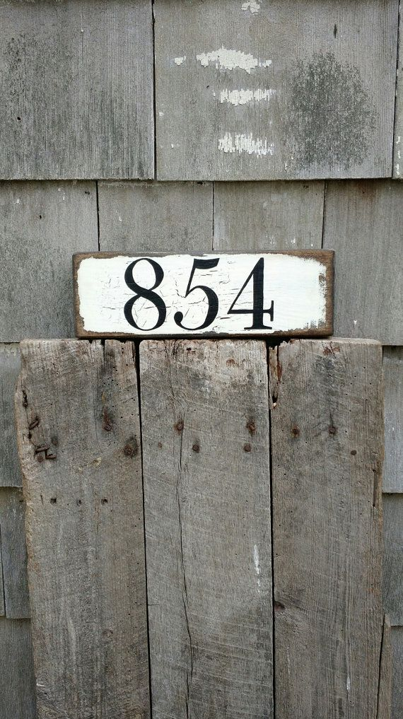 Hey  found this really awesome etsy listing at https solid wood house number sign numbers pinterest also rh