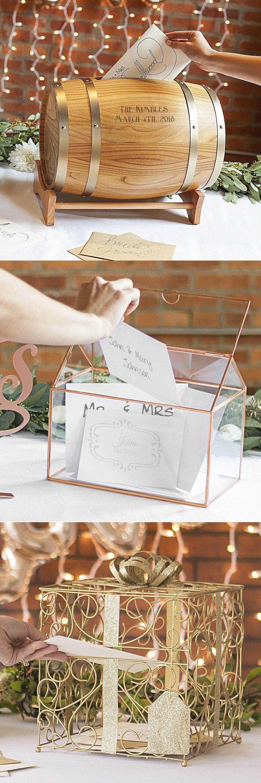 Wedding Gift Card Holder Ideas When Deciding On A Gift