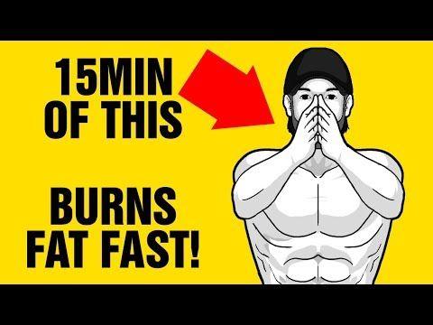 Sprinting burns fat fast