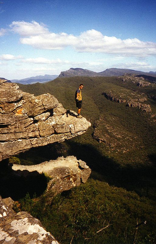 The Grampians - Australia    { A camping trip with the hubby & a group of friends }
