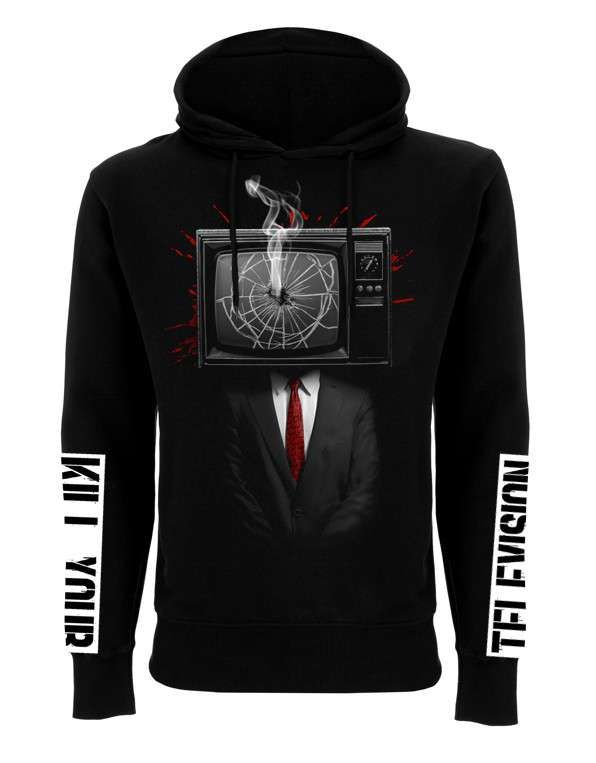 LeFloid – Kill Your Television – Hoodie