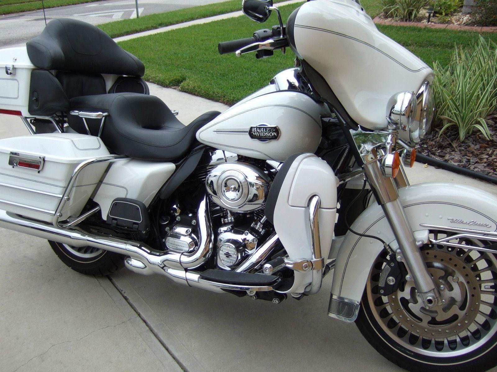Harley davidson touring harley davidson 2013 white flhtcu ultra classic motorcycle hdnaughtylist