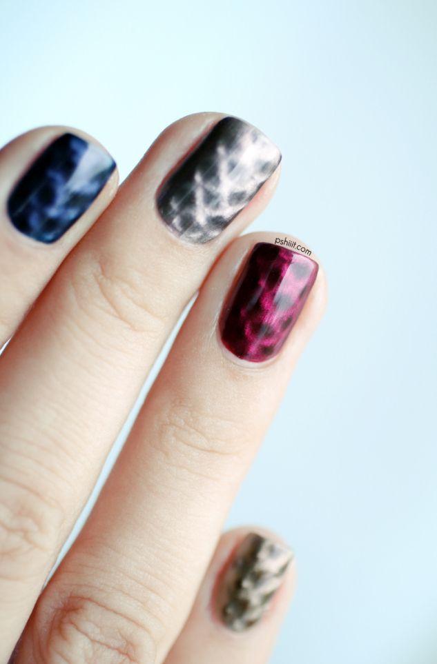 Collection Repstyle // Les vernis magnétiques par Essie | Nails ...