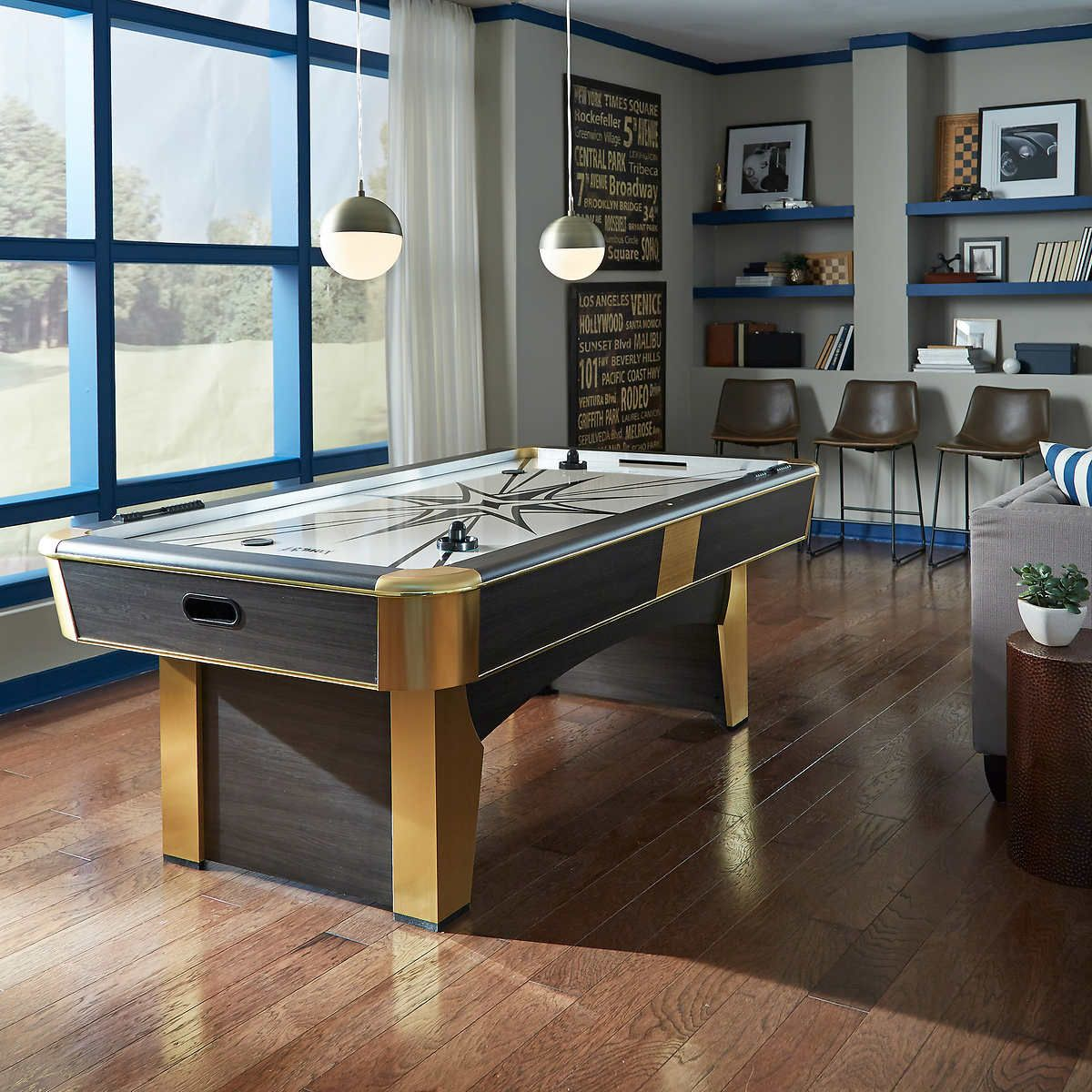 American Heritage Sydney Air Hockey Table In 2019 New