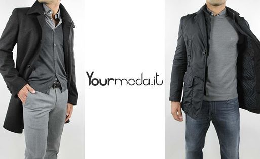 outfit per uomo
