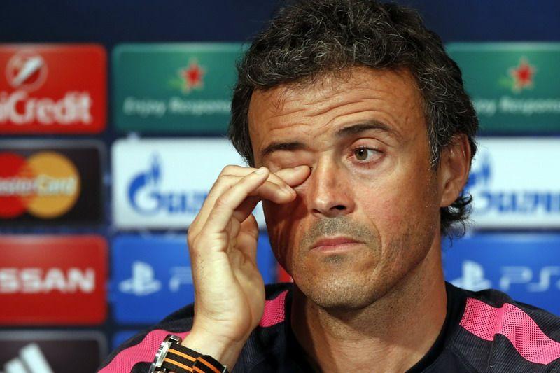Luis Enrique, sang Pemersatu Barcelona Mantan pemain