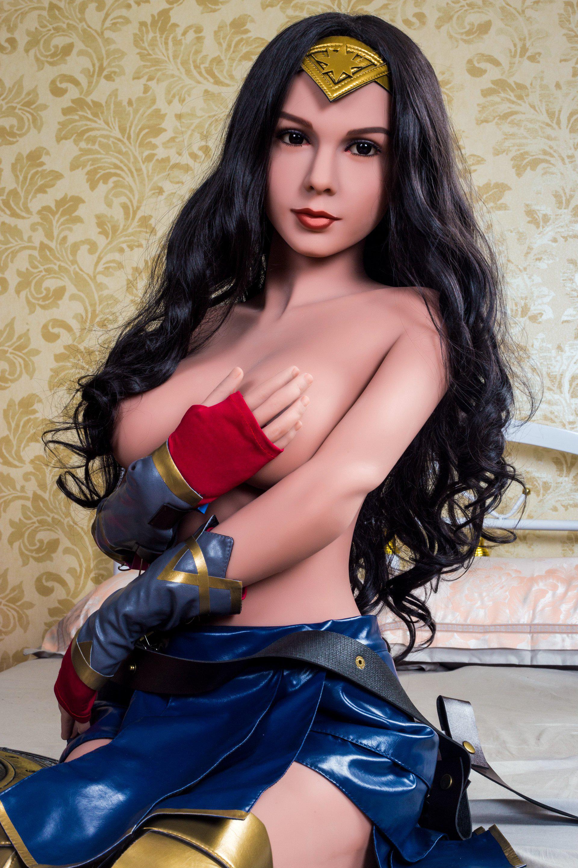 Wonder Woman Anal