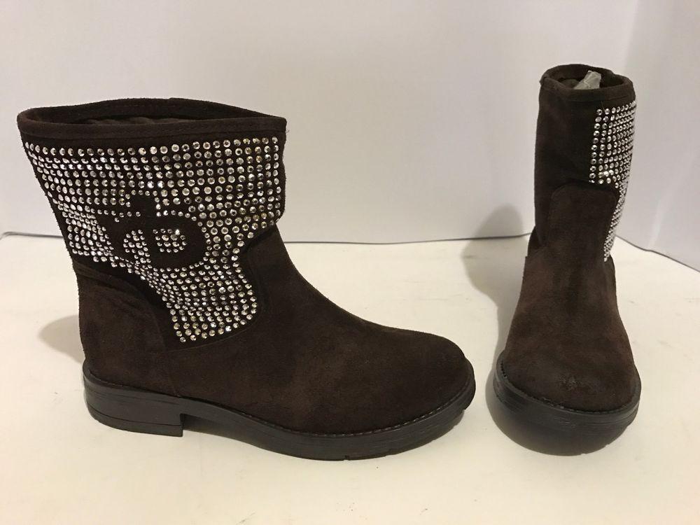 scarpe stivali tronchetto rocco barocco colore marrone 37 made in italy