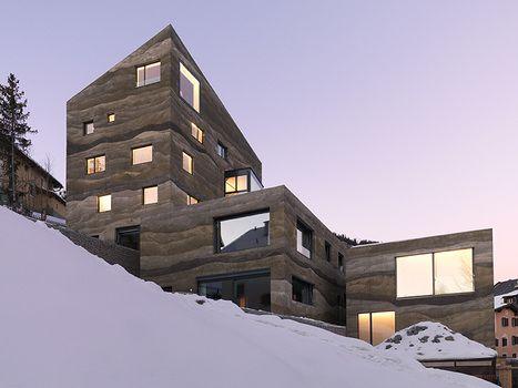 suisse samedan logements par mierta kurt lazzarini
