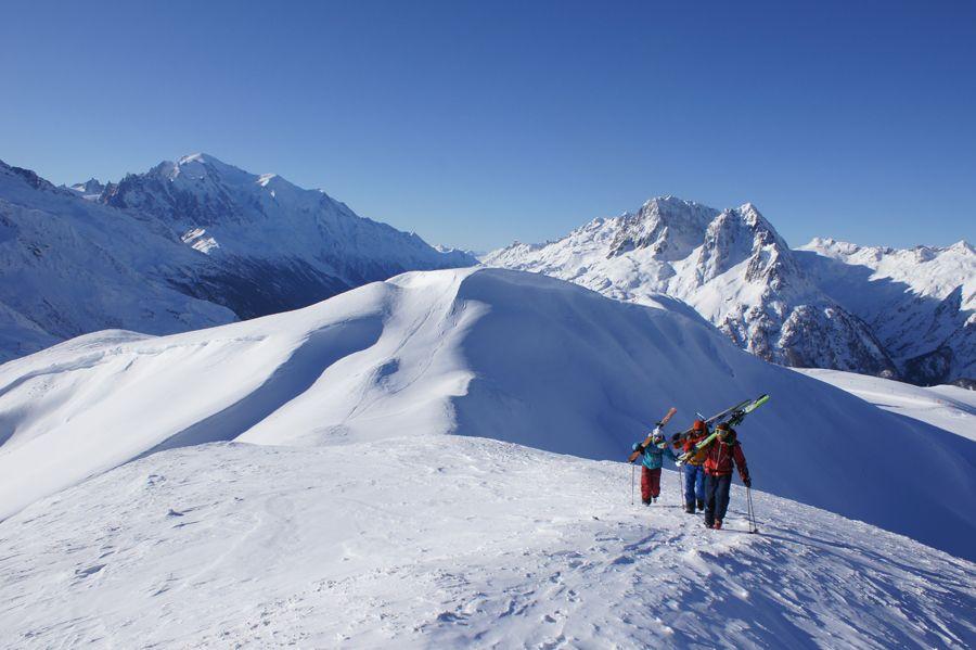 SkiingLeTour