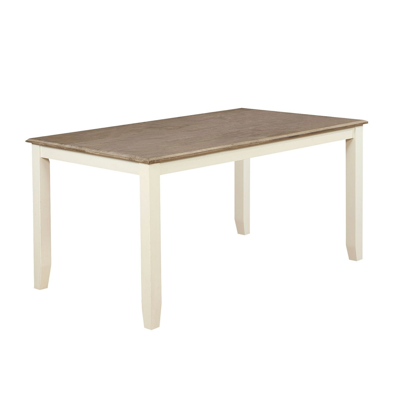 The Jane rectangular table is chic addtions A beautiful painted