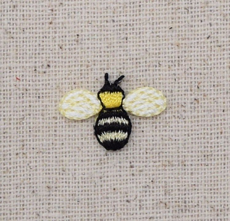 Iron On Embroidered Applique Patch