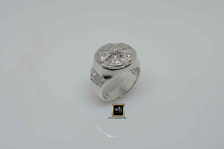 كود 870 خاتم فضة رجالى Diamond Ring Engagement Rings Rings