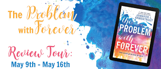 Stuck In Books: Blog Tour: The Problem with Forever by Jennifer L. Armentrout ~ Review & Giveaway