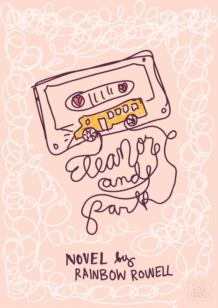 Like In The Sky Eleanor And Park Rainbow Rowell Book Worms